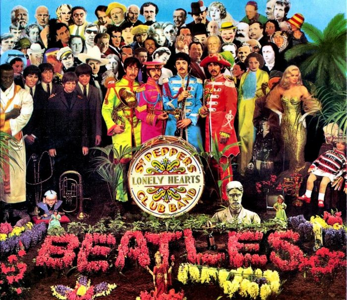 Sgt Pepper's Lonely Hearts Club Band by The Beatles