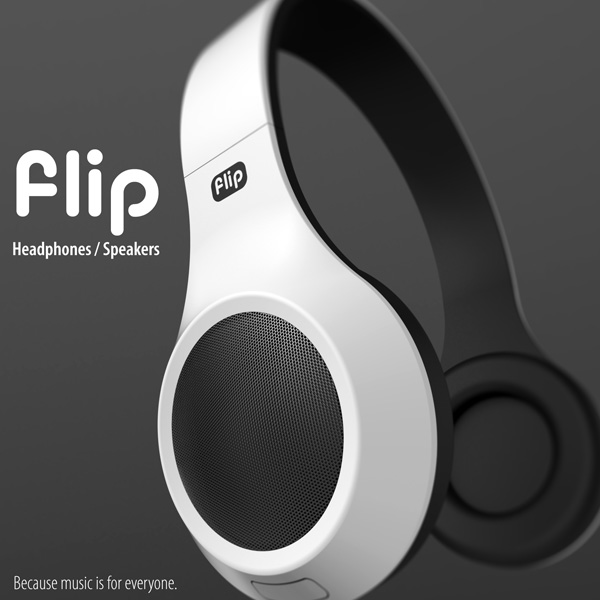 The Flip Headphones