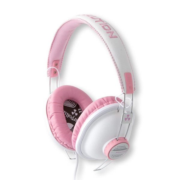 iFrogz Ear Pollution Throwbax Pink