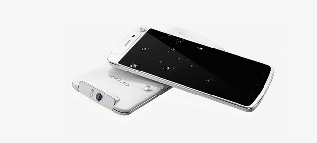 OPPO N1 Android Smartphone