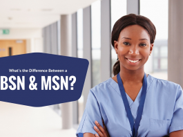 The Difference Between a BSN and an MSN